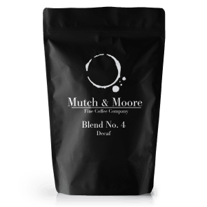 Mutch & Moore Blend No.4 – Decaf